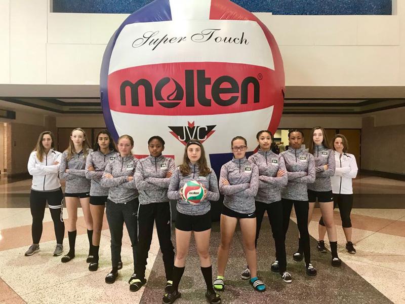 Junior Girls Volleyball Bermuda April 2018 (3)