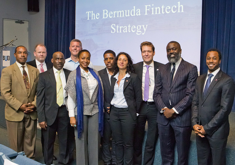 Minister Digital Currency Presentation Bermuda April 2018 (1)