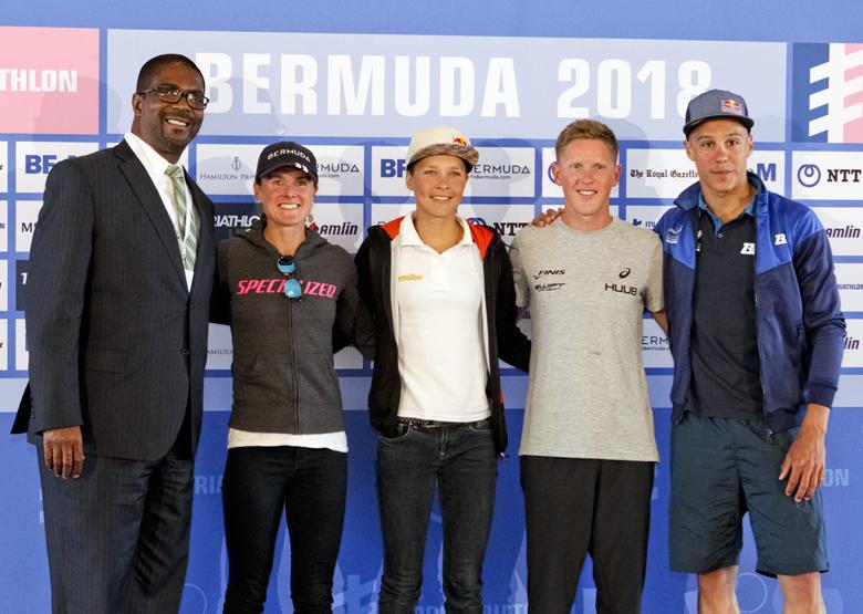 Minister Pre Triathlon Press Conference Bermuda April 2018 (3)