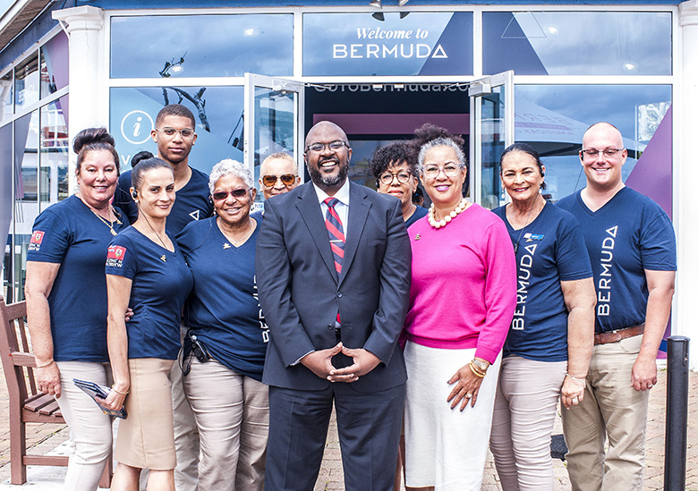Opening of Visitor Centre Bermuda April 2018 (4)