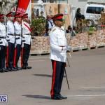 Peppercorn Ceremony St George's Bermuda, April 23 2018-7267