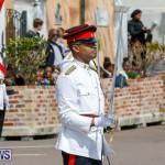 Peppercorn Ceremony St George's Bermuda, April 23 2018-7268