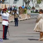 Peppercorn Ceremony St George's Bermuda, April 23 2018-7288