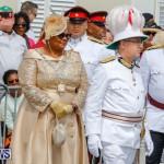 Peppercorn Ceremony St George's Bermuda, April 23 2018-7337
