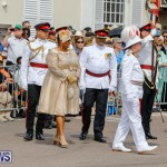 Peppercorn Ceremony St George's Bermuda, April 23 2018-7340