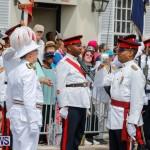 Peppercorn Ceremony St George's Bermuda, April 23 2018-7344