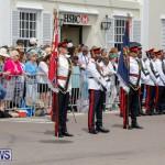 Peppercorn Ceremony St George's Bermuda, April 23 2018-7411