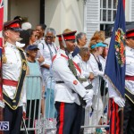 Peppercorn Ceremony St George's Bermuda, April 23 2018-7412