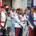 Peppercorn Ceremony St George's Bermuda, April 23 2018-7412