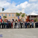 Peppercorn Ceremony St George's Bermuda, April 23 2018-7438