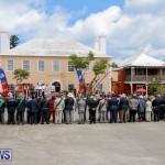 Peppercorn Ceremony St George's Bermuda, April 23 2018-7438