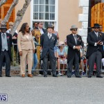 Peppercorn Ceremony St George's Bermuda, April 23 2018-7503