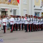 Peppercorn Ceremony St George's Bermuda, April 23 2018-7510