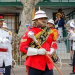 Peppercorn Ceremony St George's Bermuda, April 23 2018-7520