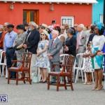 Peppercorn Ceremony St George's Bermuda, April 23 2018-7532