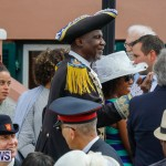 Peppercorn Ceremony St George's Bermuda, April 23 2018-7561