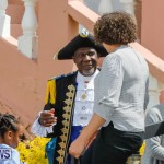 Peppercorn Ceremony St George's Bermuda, April 23 2018-7590