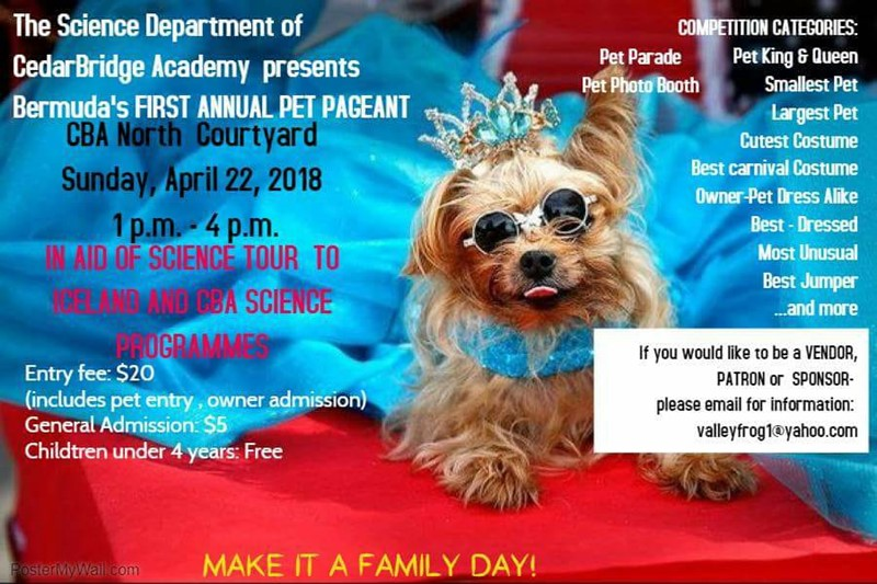 Pet Pageant Apr 17