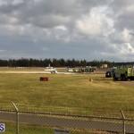 Scene At Airport Bermuda April 30 2018 (11)