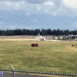 Scene At Airport Bermuda April 30 2018 (7)