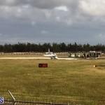 Scene At Airport Bermuda April 30 2018 (9)