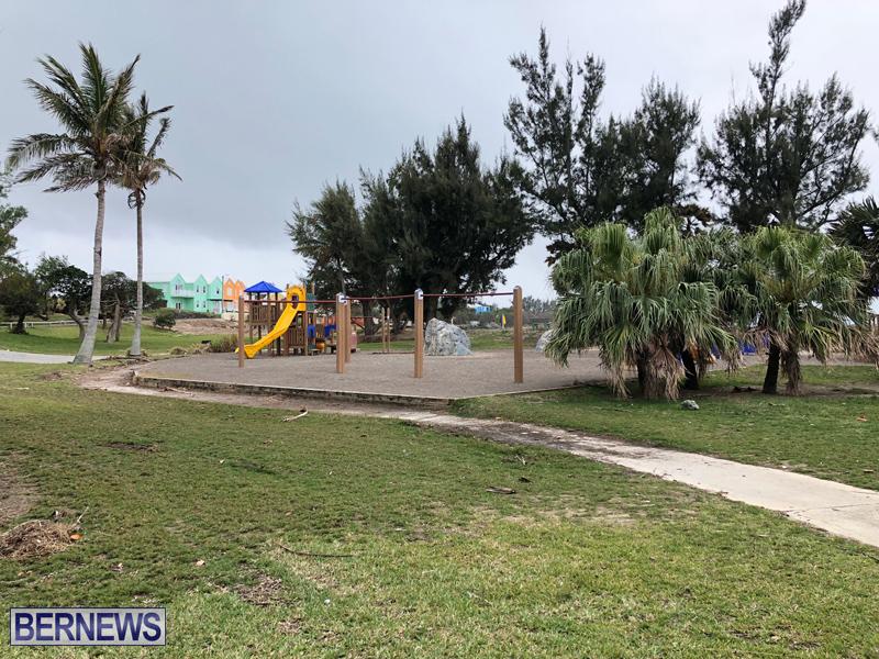 Shelly Bay playground Bermuda April 10 2018 (2)