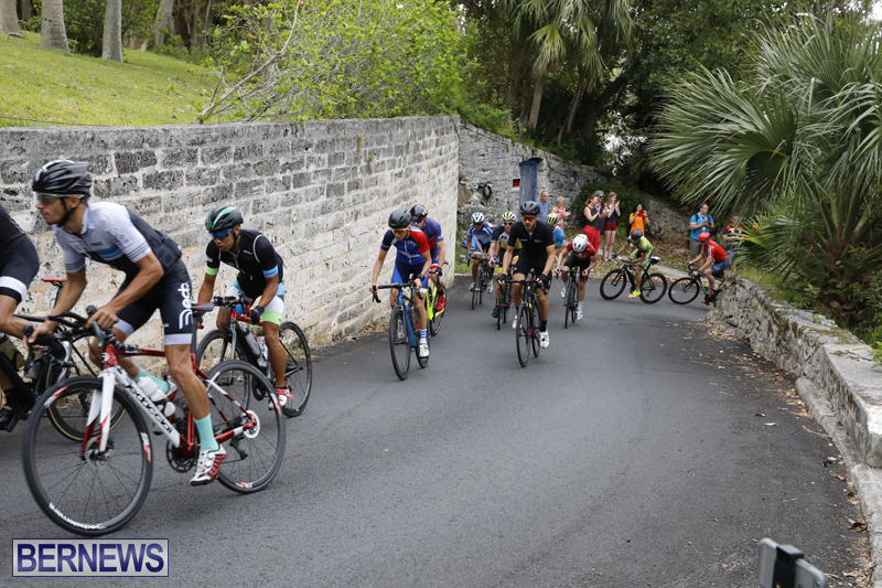 Triathlon Elite Athletes Familiarisation Ride Bermuda April 27 2018 (2)