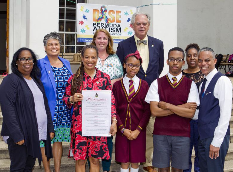 World Autism Awareness Day Bermuda April 2018 (3)