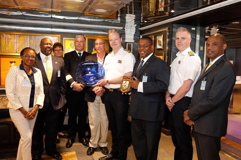 Zuiderdam Inaugural visit Bermuda April 26 2018 (4)