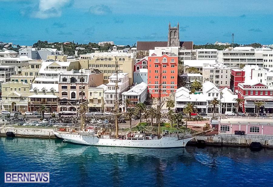 184 The tall ship Sorlandet is back visiting Hamilton