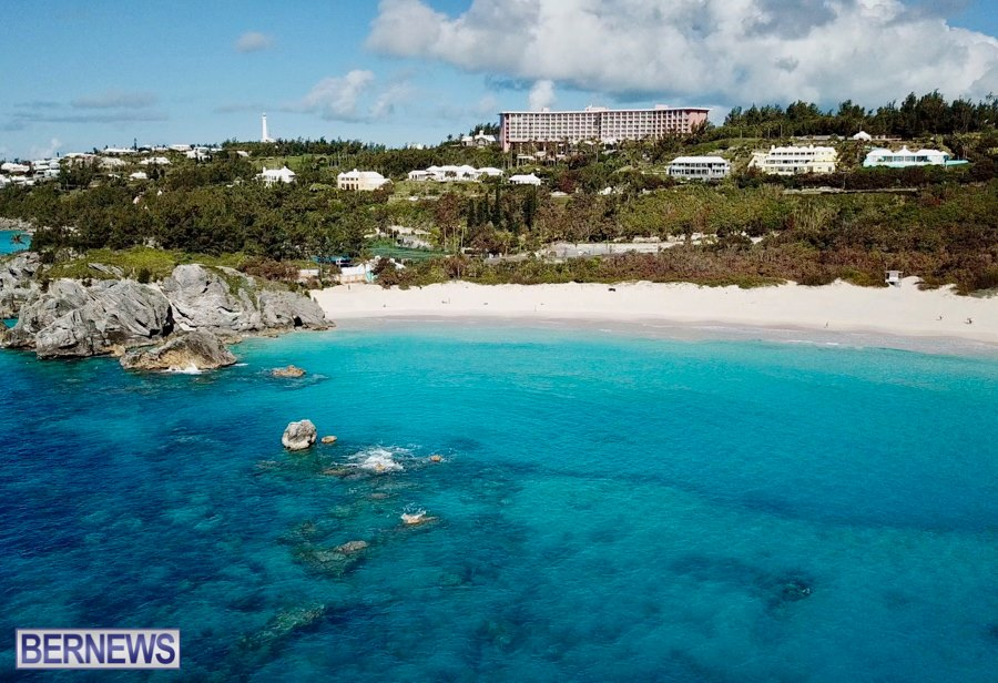 204 A gorgeous aerial view of Horseshoe Bay with the Fairmont and Lighthouse behind