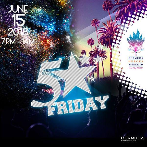 5 Star Friday 2018