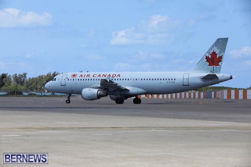 Air Canada Bermuda 70th Anniversary May 3 2018 (7)