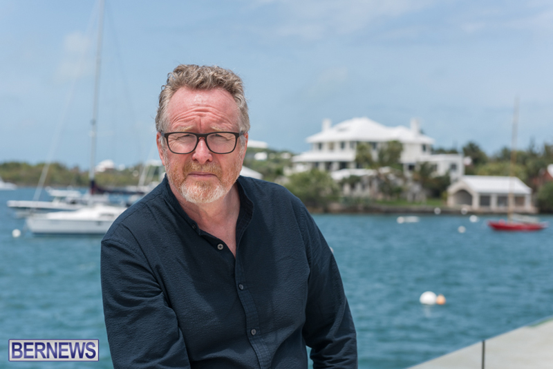 Alistair Morrison Bermuda May 2018