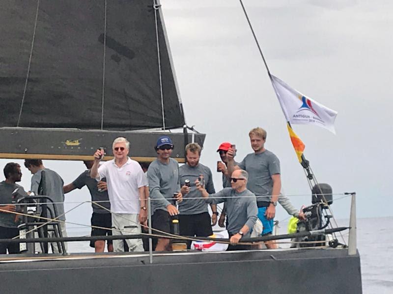 Antigua Bermuda Race - Day 4 04