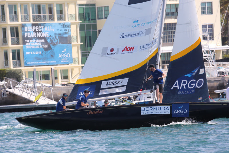 Argo Group Gold Cup Bermuda May 10 2018 1