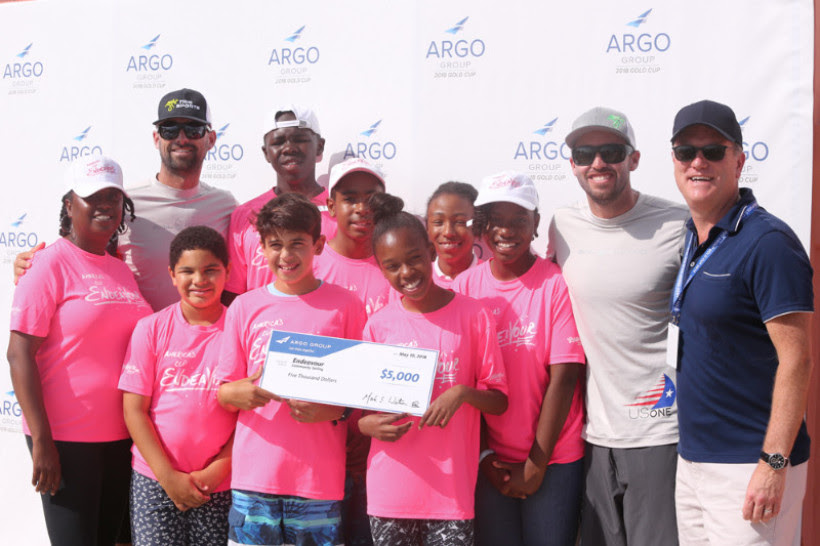 Argo Group Gold Cup Bermuda May 10 2018 4