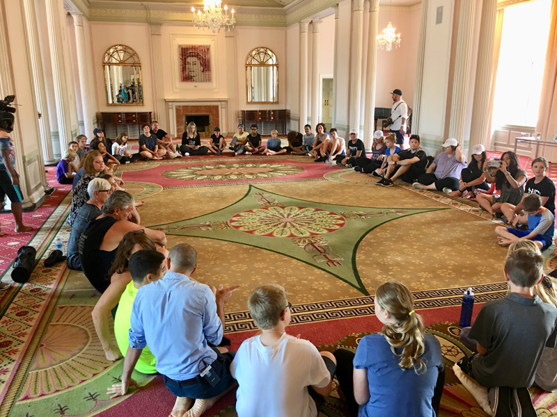BCCL Mindfulness and Yoga Bermuda May 2018 (2)