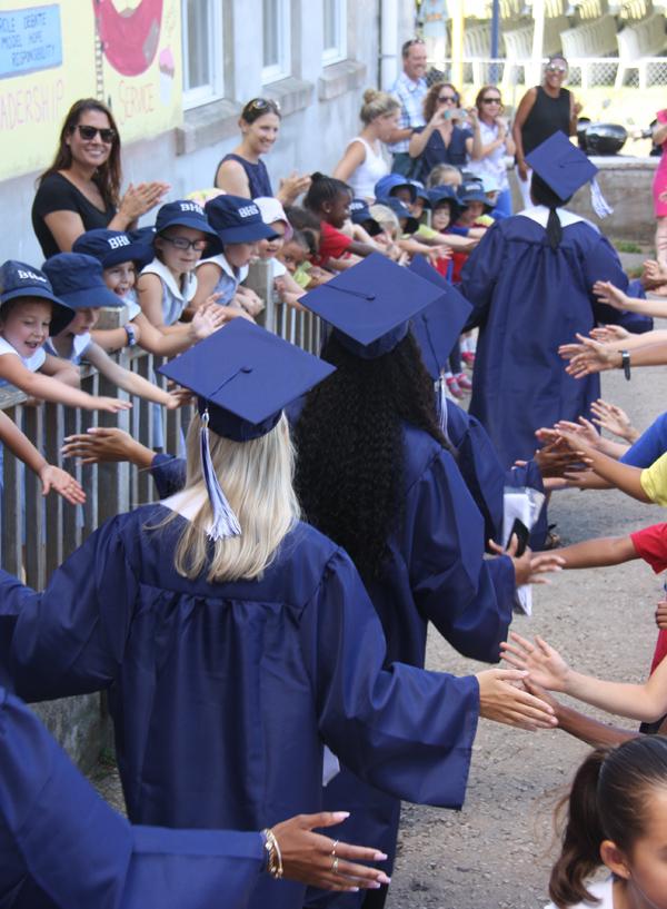 BHS 3rd Annual Graduation Walk Bermuda May 2018