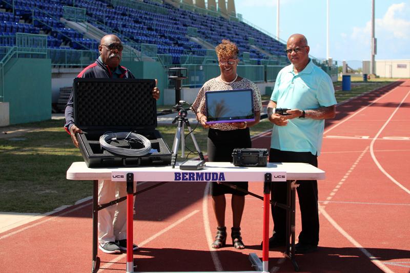 BNAA New Equipment Bermuda May 2018