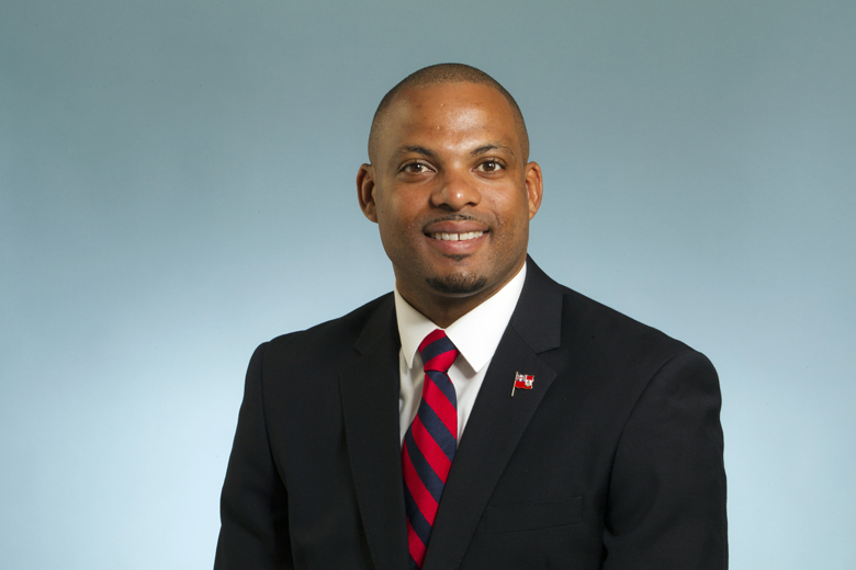 BTUC President Jason Hayward Bermuda May 2018