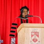 Bermuda College Graduation Commencement Ceremony, May 17 2018-5263