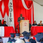 Bermuda College Graduation Commencement Ceremony, May 17 2018-5297