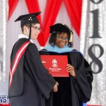 Bermuda College Graduation Commencement Ceremony, May 17 2018-5380