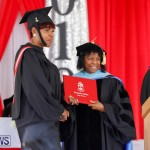 Bermuda College Graduation Commencement Ceremony, May 17 2018-5389