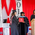 Bermuda College Graduation Commencement Ceremony, May 17 2018-5414