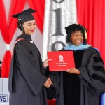 Bermuda College Graduation Commencement Ceremony, May 17 2018-5416