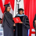 Bermuda College Graduation Commencement Ceremony, May 17 2018-5437
