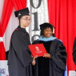 Bermuda College Graduation Commencement Ceremony, May 17 2018-5458