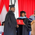 Bermuda College Graduation Commencement Ceremony, May 17 2018-5527